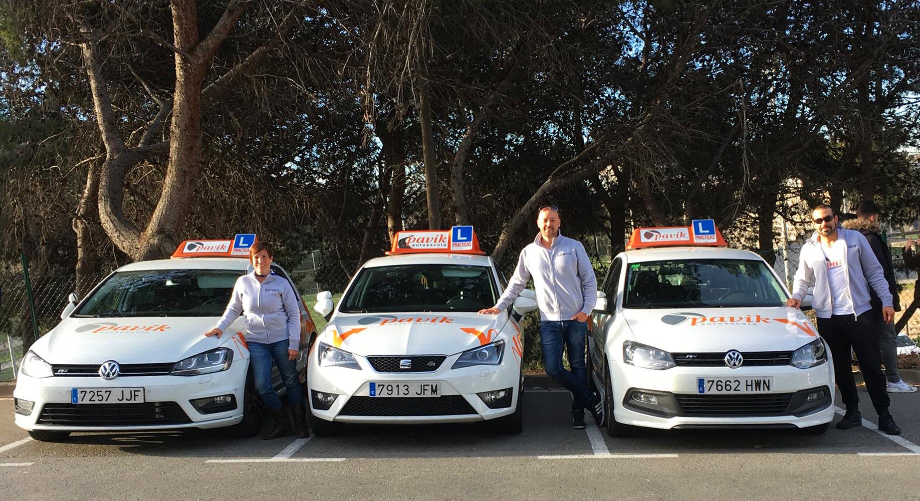 Curso intensivo de conducir en Hospitalet de Llobregat